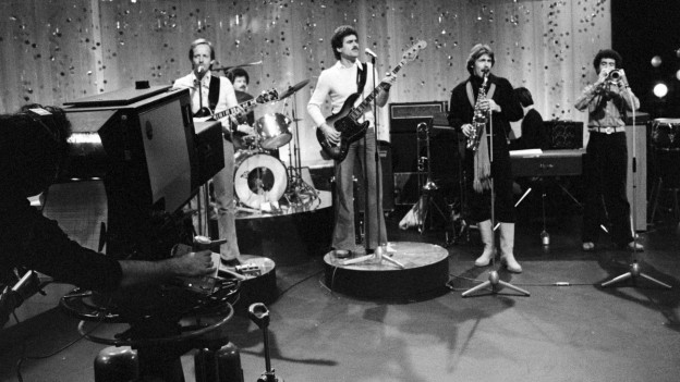 Pepe Lienhard Band 1977